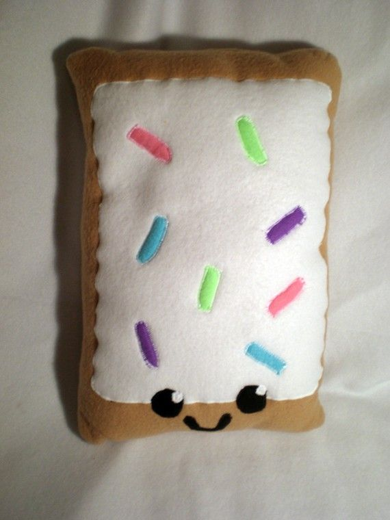 Cute Heated Pillows : Poptart Pillow Tablet cover, Cases and Kawaii