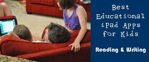 24 EDUCATIONAL IPAD APPS FOR KIDS IN READING & WRITINGImagine Soup, Plays Activities, 24 Education, Activities For Kids, Apps, Fun Learning, Book Toys, Education Ipad, Ipad App