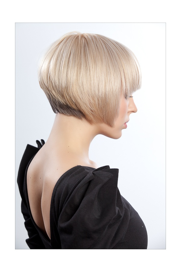 Radiant blonde look colored and styled by Jaklin Lichtenstein and Itzik Carsenti of Israel #illumina #hair
