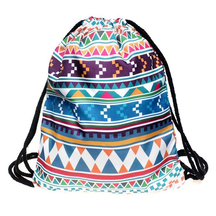 $4.11 (Buy here: https://alitems.com/g/1e8d114494ebda23ff8b16525dc3e8/?i=5&ulp=https%3A%2F%2Fwww.aliexpress.com%2Fitem%2F2016-hot-sale-women-bag-fashion-Unisex-Mochila-Retro-Wavy-pattern-Backpacks-3D-Printing-Bags-Drawstring%2F32780456821.html ) 2016 hot sale women bag fashion Unisex Mochila Retro Wavy pattern Backpacks 3D Printing Bags Drawstring Backpack free shipping for just $4.11