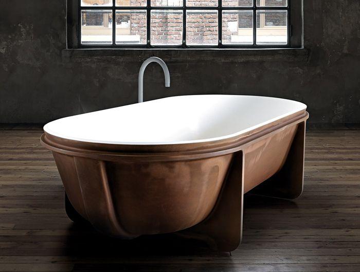 Falper Controstampo Freestanding Bath