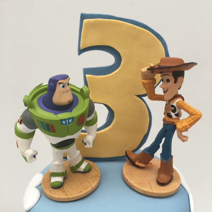 Cakes: Toy Story cake. The Cake Lab Bakery, Ranelagh, Dublin, Ireland. Artisan Baking Studio.