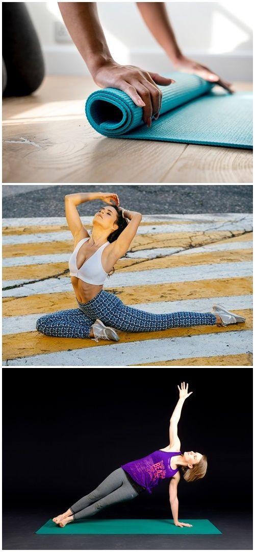 Posturas de Yoga Para Iniciantes – Tenha o Corpo dos seus Sonhos ... 7f5041bf452e