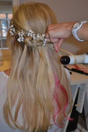 different type of hair styles best 25 hair half up ideas on half up 6681