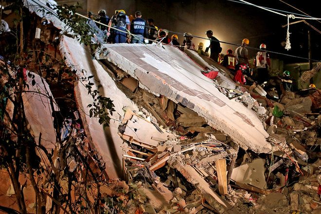 What Caused Mexico's 2 Major Earthquakes in 2 Weeks?