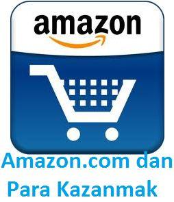Amazon.com çok büyük bir online alışveriş sistemi olmasının yanında uzun bir süredir internetten para kazanma amaçlı da kullanılıyor.uf