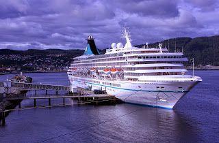 MV Artana Cruiser Ship
