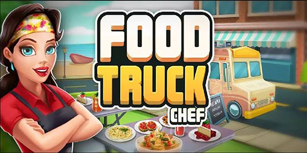 food truck chef hack mod apk download