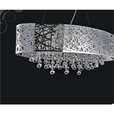 Crystal World Inc Laser Cut 32 Inches Oval 5008p32c Home Depot Canada