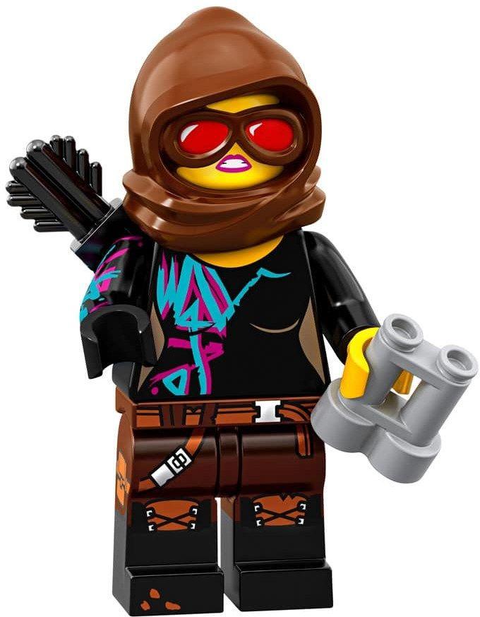 Battle 2 71023 Lego Minifigures Ready Movie LucyGhx qzMSVGLUp
