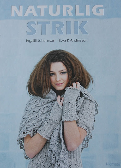 """Naturlig Strik "" af Ingalill Johansson"