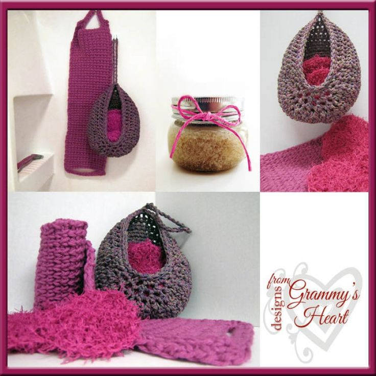 Mejores 79 imágenes de crochet bathroom en Pinterest | Punto de ...