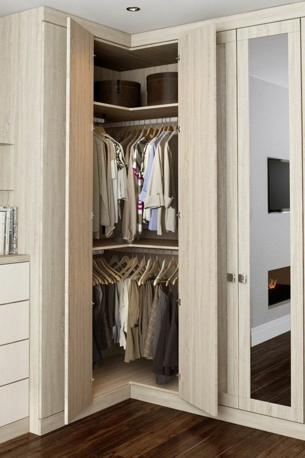 Small Bedroom Wardrobe Design Ideas