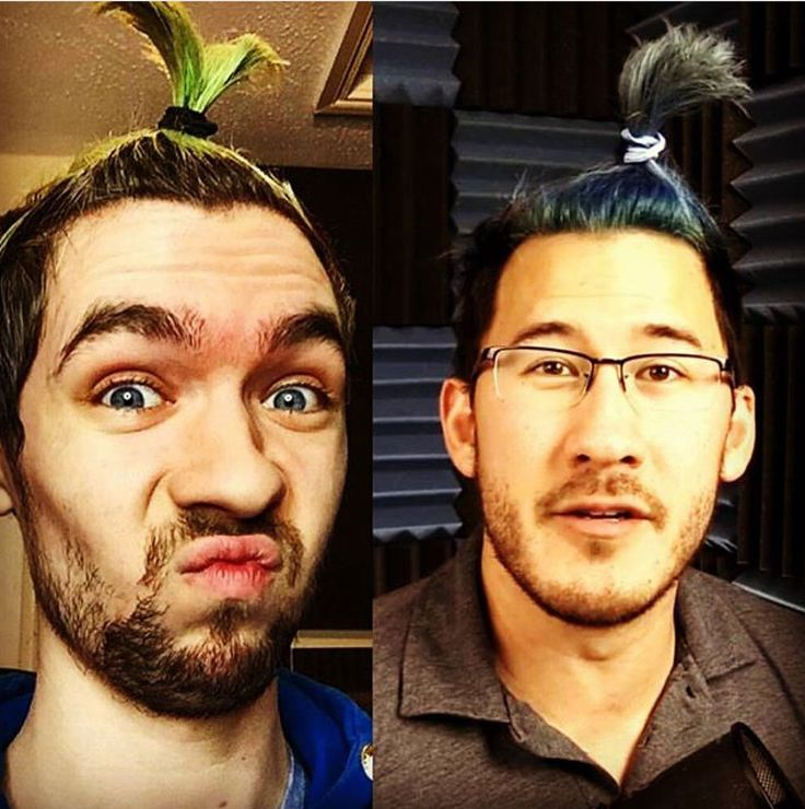 Jack and mark<<<FABULOUS XD