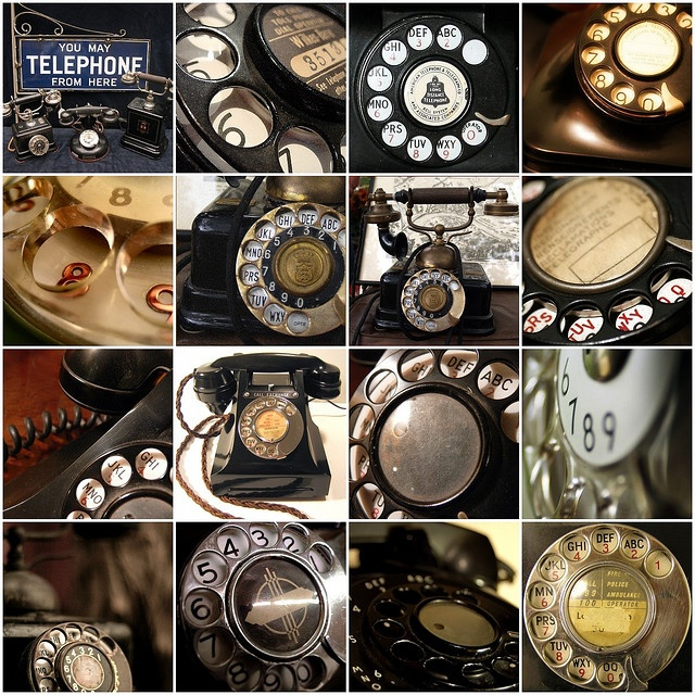 : Dial Art, Rotary Dial, Telephone Cal, Vintage Telephone, Telephone Phones, Telephone Oh, Deco Vintage, Call Vintage, Beautiful Phones