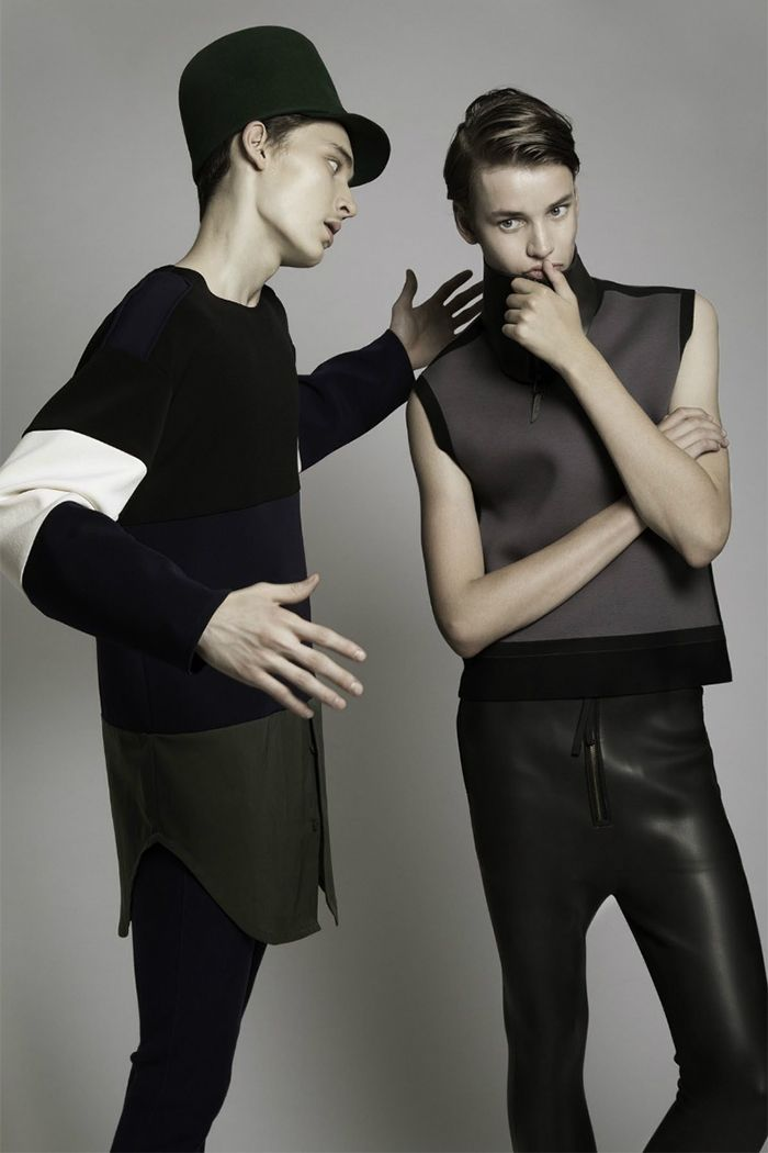 Niclas Nilsson & Noah Duran | Ph Wish Thanasarakhan for Chasseur Magazine