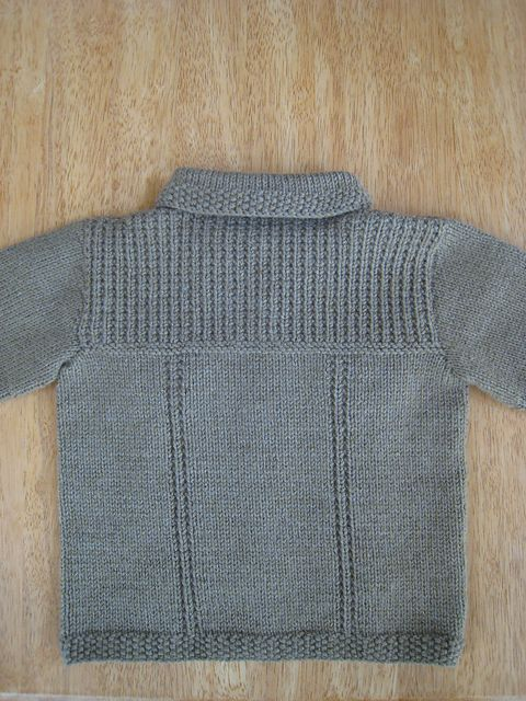 Ravelry: jeanh's Dominic's 2nd Birthday Sweater