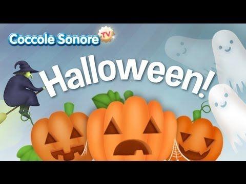 La danza delle streghe - Halloween - Filastrocche per bambini di Coccole Sonore - YouTube