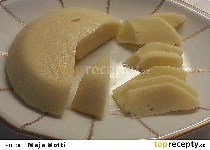 Tvrdý sýr recept - TopRecepty.cz