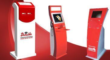 Interactive kiosk manufacturers