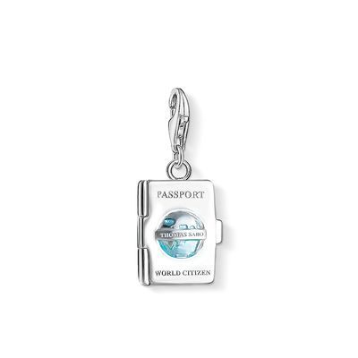 "Charm pendant ""PASSPORT"" – Charms – Charm Club – THOMAS SABO"