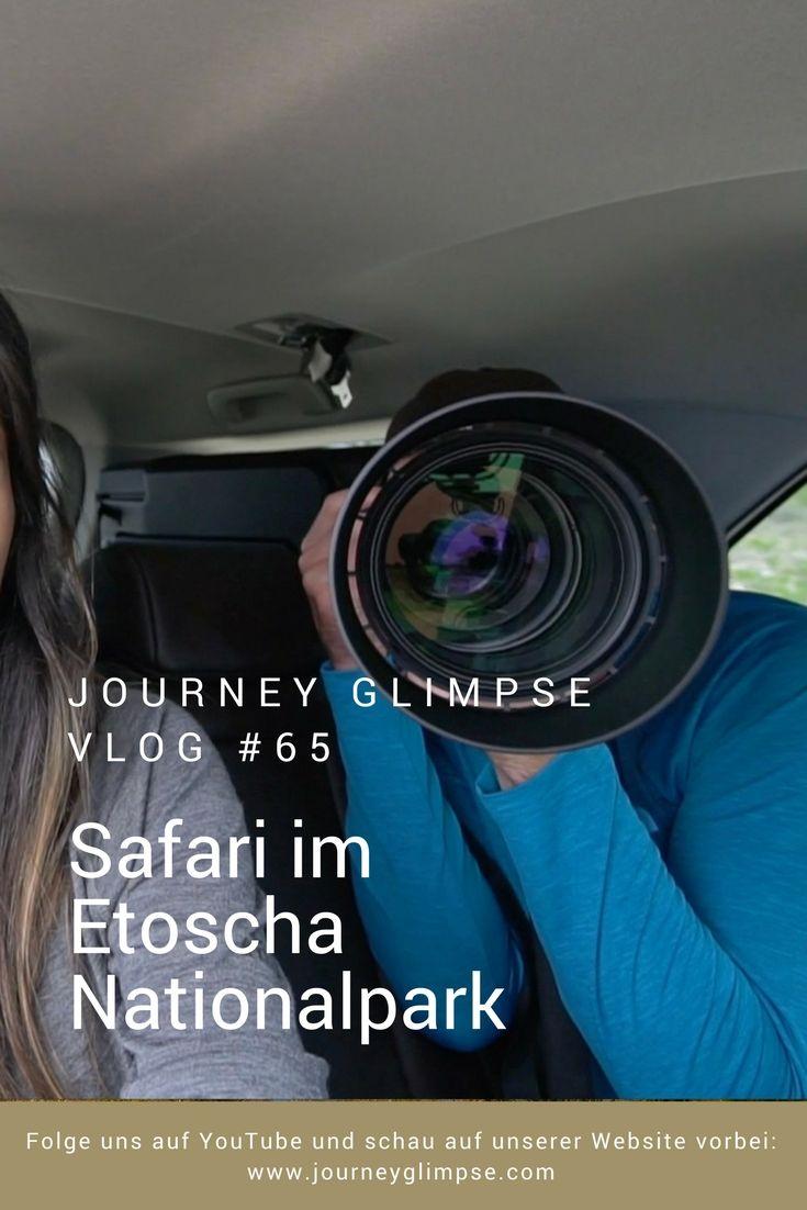 Der Etoscha Nationalpark gehört zu jedem Besuch in Namibia einfach dazu. Ein unglaublicher Ort, der wahnsinnig schöne Safaris bietet.