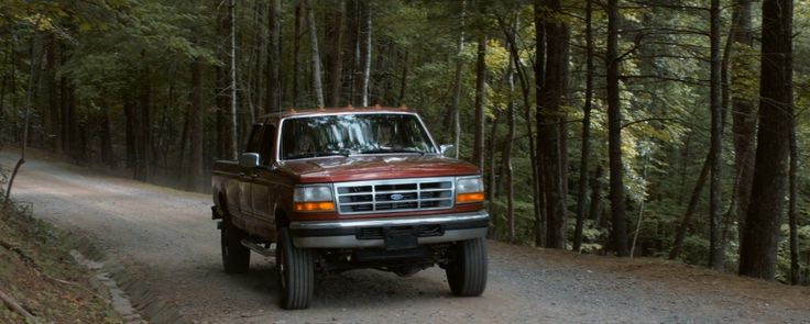 Ford F 350 1996 Pickup Truck Driven By Scott Eastwood In