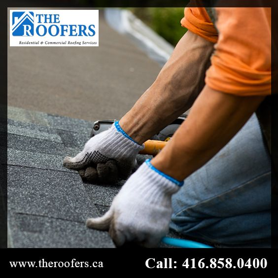 The Roofers provide commercial and residential roofing services to the clients at reasonable rates. For more information just call us on (416)-858-0400.