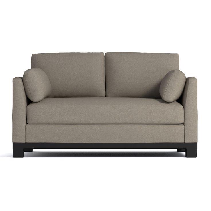 1000+ Ideas About Apartment Size Sofa On Pinterest