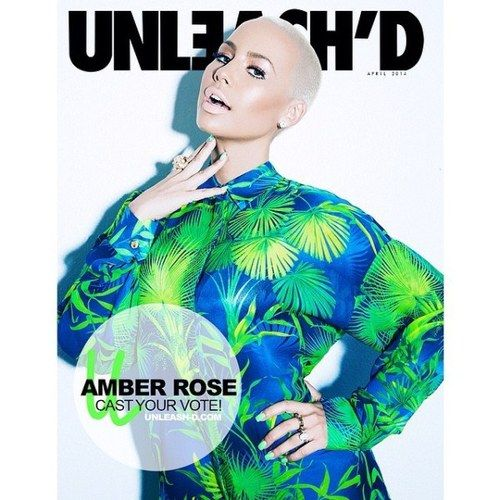 Model Amber Rose Is The Queen Of Twerking.  Watching Her Booty Bouncing Instagram Video @ TheDaily411.com