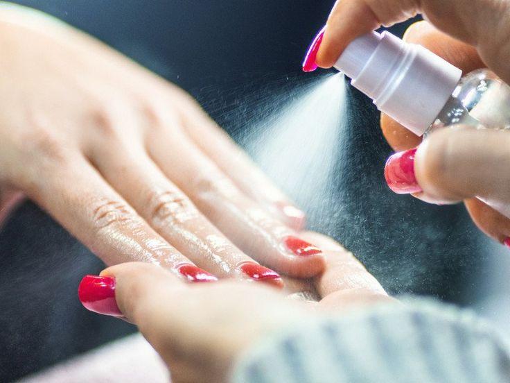 Spray it! Nagellack-Entferner kommt jetzt aus der Sprühdose