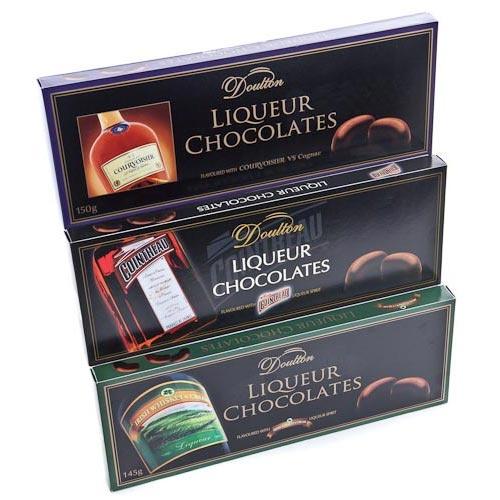Assorted Doulton Liqueur Chocolates   Poundland  Dad Love These