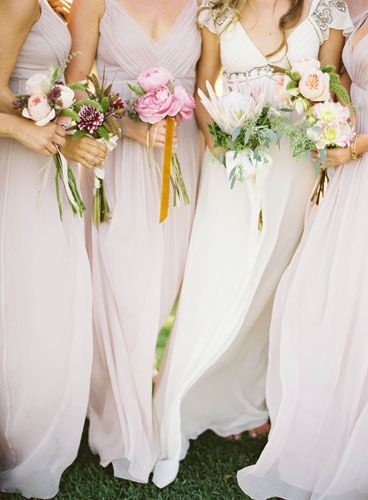 Saja Bridesmaid Dresses
