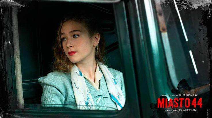 "Alicja; Biedronka  - Alice; Ladybug ""Citty 44"" http://www.pinterest.com/18Percabeth08/miasto-44-city-44/"