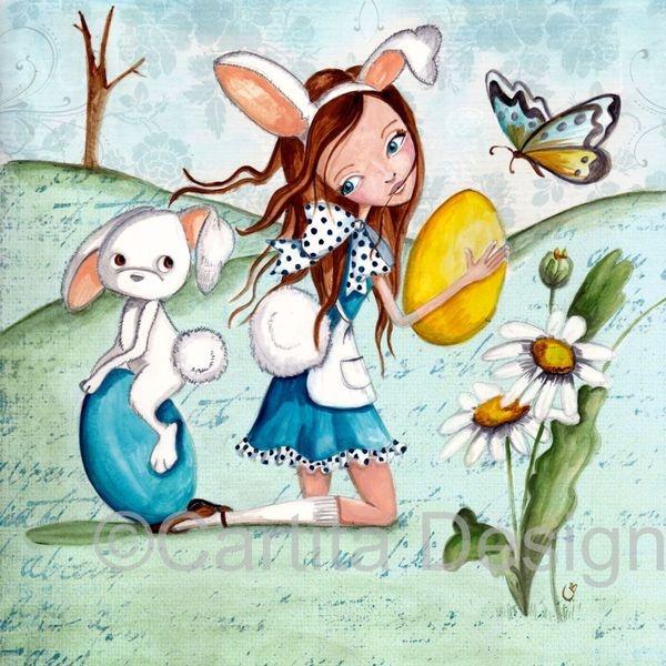 Illustrations Greeting Cards 2012 by Caroline Bonne-Müller, via Behance