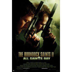 Boondock Saints - Domestic Poster @ niftywarehouse.com #NiftyWarehouse #BoondockSaints #NormanReedus #Film #Movies #CultMovies #CultFilms