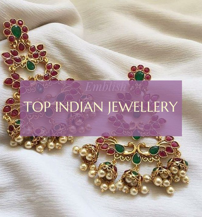 top indian jewellery – top indischer schmuck meilleurs bijoux indiens migliori g…