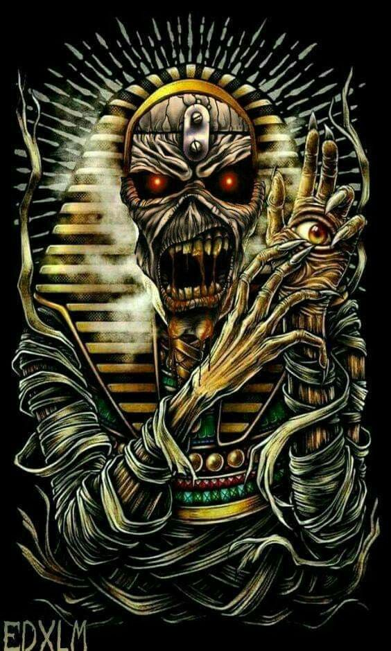 Pin by Anthony Delabrue on Iron Maiden in 2019 | Iron maiden