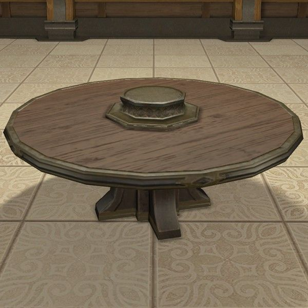 Oasis Round Table