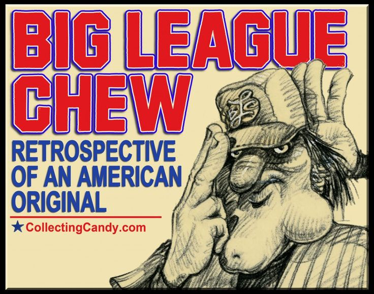 Big League Chew – Retrospective of an American Original. The story of how Big League Chew first came to be is well-known, at least the basics are – it's written on the back of every new pouch. Here's the in depth look, very cool.