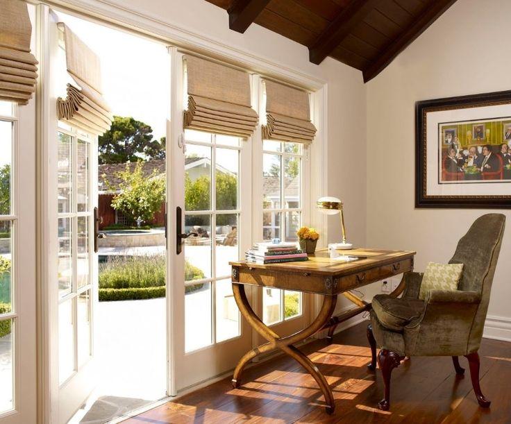 Бамбуковые шторы на дверной проем: 80 гармоничных идей экостиля в интерьере http://happymodern.ru/bambukovye-shtory-na-dvernoj-proem/ Бамбуковые шторы на дверях во внутренний двор