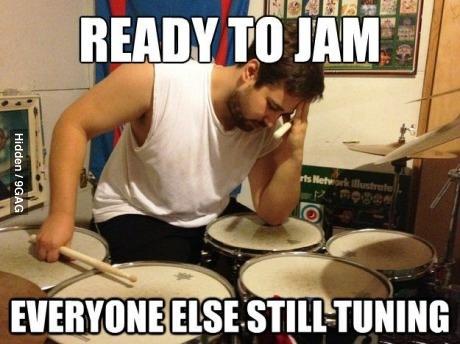 Drummers Problem.