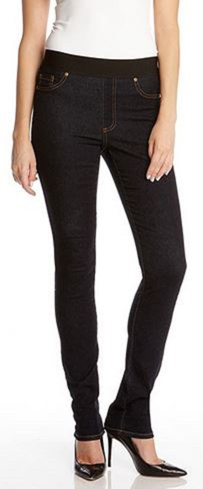Super Cute Dark Rinse Jeggings Love The Color Of These