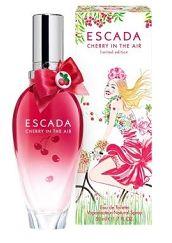 FREE Escada Cherry In The Air Perfume Sample