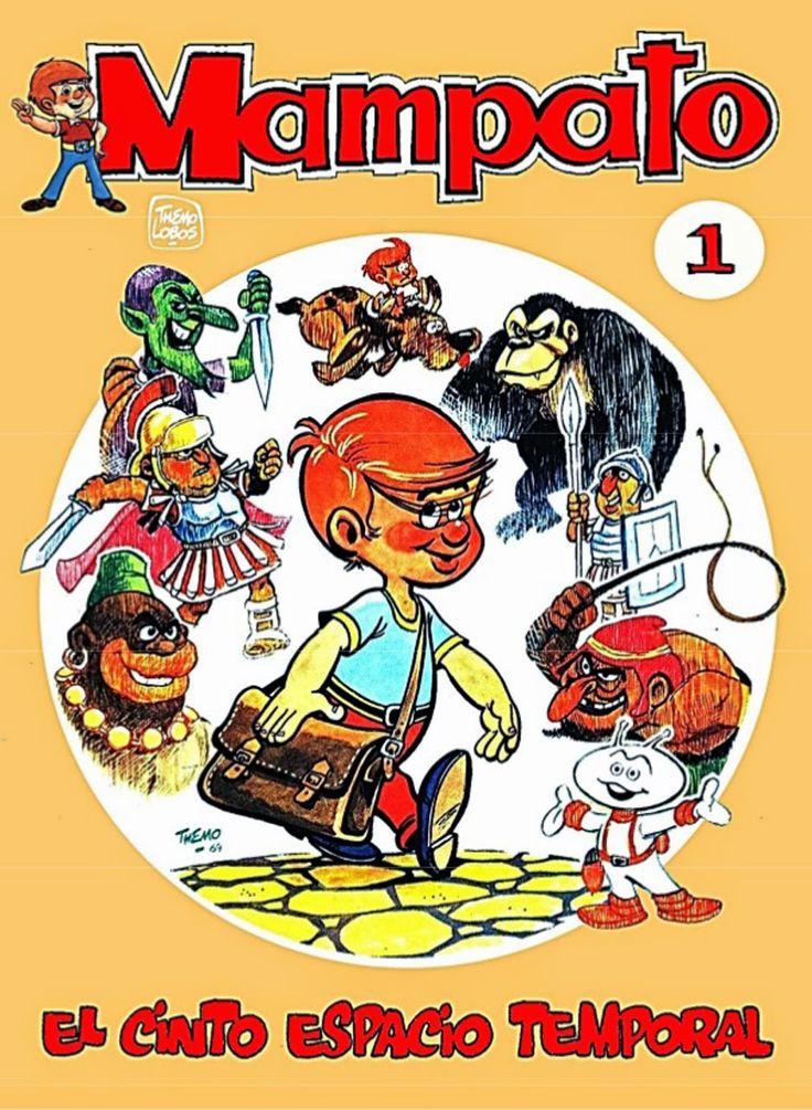 En 1968 Eduardo Armstrong  estaba preparando la salida de la revista Mampato  y necesitaba una persona que dibujara la historieta que...
