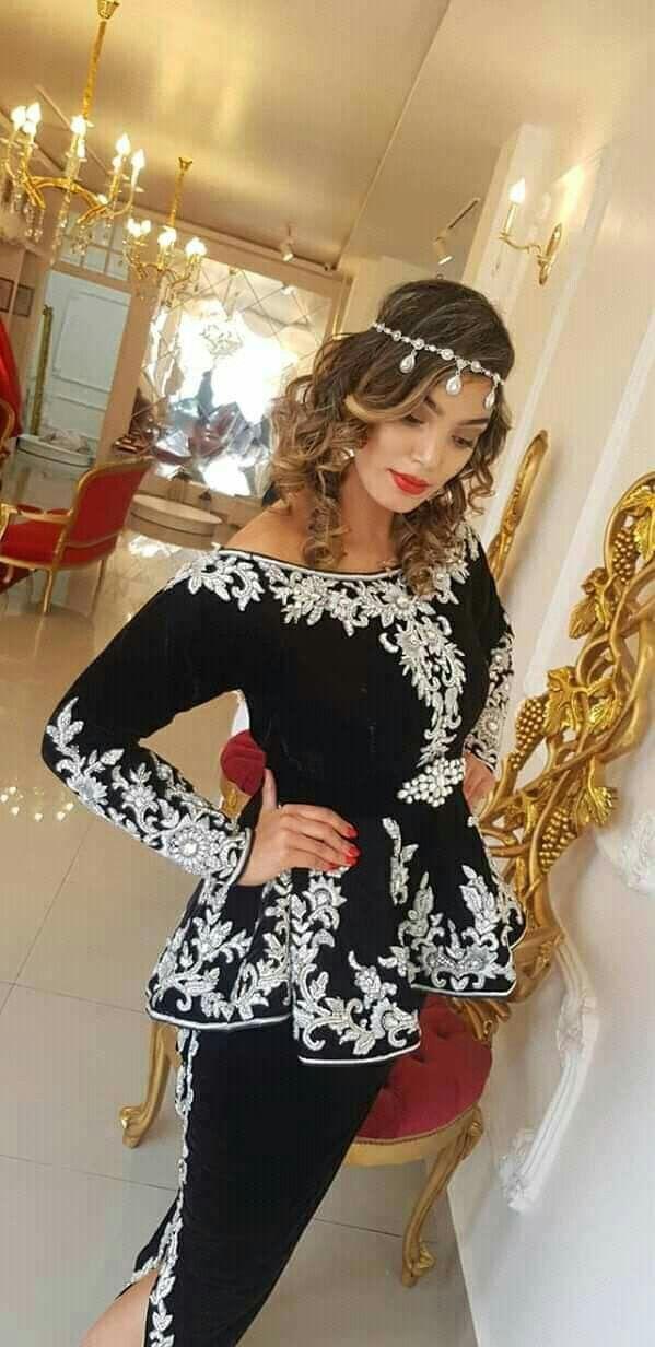 Algerian Style | tasdira en 2019 | Traditional dresses ...