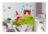 murals i vinils de xuxu lanstrum: Children'S Murals, Infant, Xuxulanstrum Modelo, Infantil Murals, To Appear, Murals Xuxulanstrum, Paredes Murals, Pare Infantil