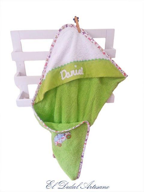 Mejores 100 im genes de albornoces toallas capas ba o - Toallas infantiles personalizadas ...