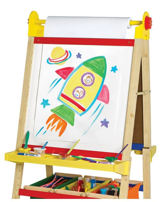 Educational Christmas Presents for Kids easel