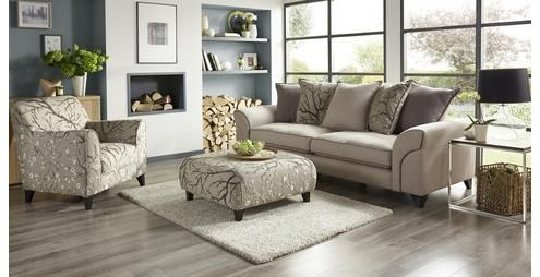 Wentwood 4 seater pillow back sofa wentwood dfs ireland for Perez 4 seater pillow back sectional sofa